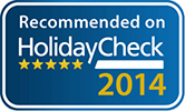 Holiday Check Recommended 2014