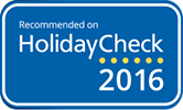 Holiday Check Recommended 2016